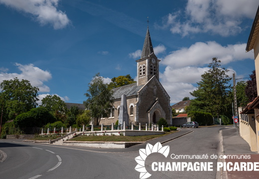 Eglise d'Evergnicourt